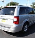 chrysler town and country 2012 silver van touring flex fuel 6 cylinders front wheel drive automatic 07730