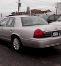 mercury grand marquis 2011 silver sedan ls flex fuel 8 cylinders rear wheel drive automatic 61832