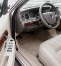 mercury grand marquis 2011 silver sedan ls flex fuel 8 cylinders rear wheel drive automatic 61832