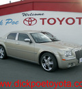 chrysler 300c 2005 gold sedan c gasoline 8 cylinders rear wheel drive automatic 79925