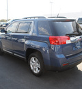 gmc terrain 2012 steel blue suv sle 2 flex fuel 4 cylinders front wheel drive automatic 76087