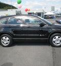honda cr v 2009 black suv lx gasoline 4 cylinders all whee drive automatic 13502