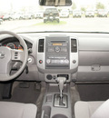 nissan frontier 2010 gray se gasoline 6 cylinders 2 wheel drive automatic 76210