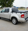 ford explorer sport trac 2007 silver suv limited gasoline 6 cylinders rear wheel drive automatic with overdrive 76108