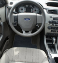 ford focus 2010 blue sedan se gasoline 4 cylinders front wheel drive automatic with overdrive 76108