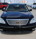 lexus ls 400 1999 blue sedan gasoline v8 rear wheel drive automatic 75228