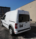 ford transit connect 2011 white van xlt gasoline 4 cylinders front wheel drive automatic with overdrive 60546