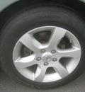 nissan altima 2007 green sedan 2 5s gasoline 4 cylinders front wheel drive 6 speed manual 55420