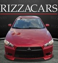 mitsubishi lancer 2008 rally rednavi sedan gts gasoline 4 cylinders front wheel drive automatic with overdrive 60462