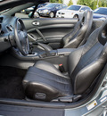 mitsubishi eclipse spyder 2007 gray gt gasoline 6 cylinders front wheel drive 6 speed manual 98371