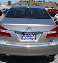 hyundai genesis 2012 gray sedan 5 0l r spec gasoline 8 cylinders rear wheel drive automatic 94010