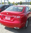 suzuki kizashi 2012 crimson red met sedan s gasoline 4 cylinders all whee drive automatic 99208