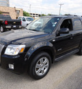 mercury mariner 2008 black suv premier gasoline 6 cylinders all whee drive automatic with overdrive 60007