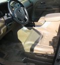 honda pilot 2003 gold suv ex l gasoline 6 cylinders sohc all whee drive automatic 45840