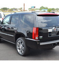cadillac escalade 2011 black suv premium flex fuel 8 cylinders rear wheel drive automatic 76903