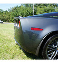 chevrolet corvette 2011 cyber gray metallic coupe z06 gasoline 8 cylinders rear wheel drive 6 speed manual 07712