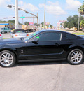 ford shelby gt500 2008 black coupe gasoline 8 cylinders rear wheel drive 6 speed manual 32401