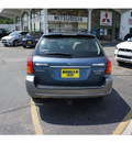 subaru outback 2005 atlantic blue wagon 3 0 r l l bean edition gasoline 6 cylinders all whee drive automatic 07724