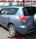 toyota rav4 2007 blue suv gasoline 4 cylinders front wheel drive automatic 14094