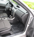 ford focus 2010 gray sedan se gasoline 4 cylinders front wheel drive automatic with overdrive 13502