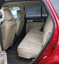 lincoln mkx 2010 red suv gasoline 6 cylinders all whee drive automatic with overdrive 13502