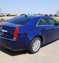cadillac cts 2012 opulent bl sedan 3 0l luxury gasoline 6 cylinders rear wheel drive automatic 76087
