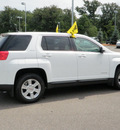 gmc terrain 2011 white suv sle awd gasoline 4 cylinders all whee drive automatic 56001