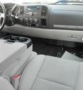 chevrolet silverado 1500 2010 white lt flex fuel 8 cylinders 4 wheel drive automatic 34474