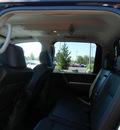 nissan titan 2006 dk  blue pickup truck le crew cab 4x4 flex fuel 8 cylinders 4 wheel drive automatic 55448