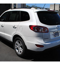 hyundai santa fe 2011 white limited gasoline 6 cylinders front wheel drive automatic 94010