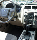 ford escape 2008 blue suv xlt fwd gasoline 4 cylinders front wheel drive automatic 47172