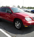 chrysler pacifica 2008 red suv touring gasoline 6 cylinders front wheel drive automatic 32447