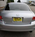 honda accord 2009 silver sedan lx p gasoline 4 cylinders front wheel drive automatic 93955