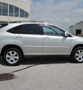 lexus rx 2007 silver suv 350 gasoline 6 cylinders all whee drive automatic 46410