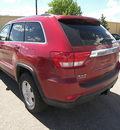 jeep grand cherokee 2011 red suv laredo gasoline 6 cylinders 4 wheel drive automatic 81212