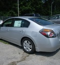 nissan altima 2012 silver sedan gasoline 4 cylinders front wheel drive not specified 46219