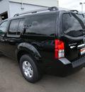 nissan pathfinder 2011 black suv gasoline 6 cylinders 4 wheel drive automatic 46219