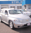 chevrolet hhr 2007 silver wagon lt 4 cylinders front wheel drive automatic 98632