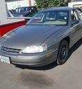 chevrolet lumina 1997 green sedan ls gasoline 6 cylinders front wheel drive automatic 97216