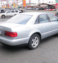 audi a8 1997 silver sedan quattro gasoline 8 cylinders all whee drive automatic 97216