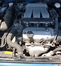 dodge stealth 1991 blue hatchback gasoline 6 cylinders front wheel drive not specified 97216