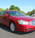 buick lucerne 2011 red sedan cxl flex fuel 6 cylinders front wheel drive automatic 27330