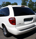 chrysler town and country 2001 white van limited gasoline 6 cylinders front wheel drive automatic 07702