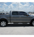 ford f 150 2009 dk  gray fx4 flex fuel 8 cylinders 4 wheel drive automatic with overdrive 77388