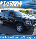 chevrolet suburban 2011 black suv ls 1500 flex fuel 8 cylinders 4 wheel drive automatic 07507