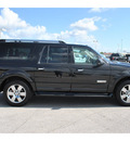 ford expedition el 2007 black suv limited gasoline 8 cylinders rear wheel drive automatic with overdrive 77388