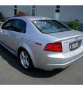 acura tl 2006 silver sedan w navi gasoline 6 cylinders front wheel drive automatic 07044