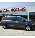 nissan quest 2008 dk  gray van 3 5 s dvsd gasoline 6 cylinders front wheel drive 5 speed automatic 07724