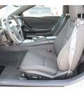 chevrolet camaro 2012 silver ice metallic lt gasoline 6 cylinders rear wheel drive 6 spd auto 6 mths onstar 77090
