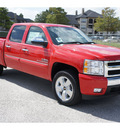 chevrolet silverado 1500 2011 red lt flex fuel 8 cylinders 2 wheel drive 6 spd auto texas ed texas 77090